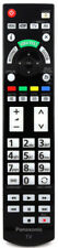 Genuine Panasonic N2QAYB000715 Remote Control with Internet, 3D & Guide Buttons