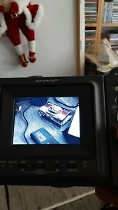 Sharp VL-E600 8mm Video 8 Camcorder VCR Player Camera  Tested