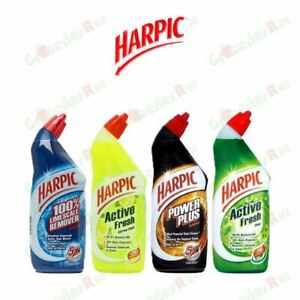 Harpic Limescale Remover Original, Power Plus Black, 750ml