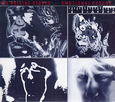 CD ♫ Compact disc «THE ROLLING STONES ♪ EMOTIONAL RESCUE» nuovo digipack