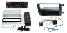 MERCEDES VIANO W639 04-06 1-DIN radio de Voiture Bluetooth IPHONE ANDROID cache