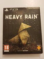Heavy Rain Edicion Especial PlayStation 3 (PS3) pal España y completo