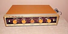 New listing Bell Mono 2315 Integrated Amplifier Needs Some Tubes For Parts or Repair