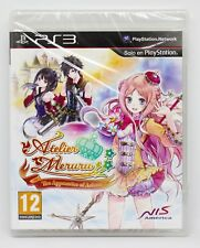 ATELIER MERURU THE APPRENTICE OF ARLAND - PLAYSTATION 3 PS3 - PAL ESPAÑA - NUEVO