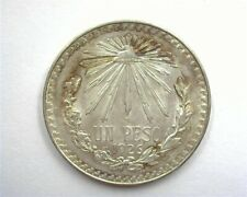 MEXICO 1926 SILVER PESO CHOICE UNCIRCULATED