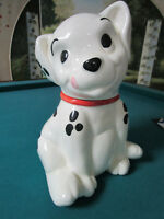 Disney 101 Dalmatians Puppy Cookie Jar  13 1/2""