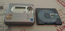 Sony MZ-NH600D Hi-MD MiniDisc Walkman MD Player