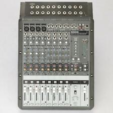 Mackie Onyx 1220 Powered Analog Mixer w/ Whirlwind Patch Panel Mount #37991