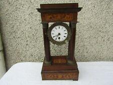 ancienne pendule horloge