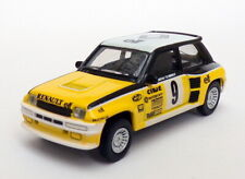 Norev 1/64 Scale Model Car 310501 - Renault 5 Turbo Race Car #9