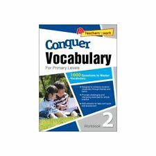 Conquer Vocabulary for Primary 2