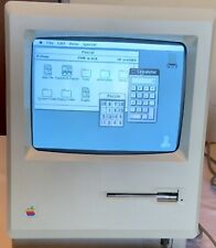 Macintosh M001 Computer,  mouse, bag, printer, external drive, software, WORKS!