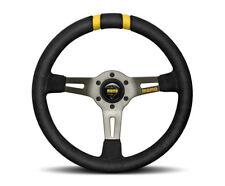 MOMO Steering Wheel Mod Drifting 330mm Suede Genuine NEW R1907/33S