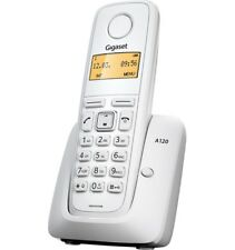 Siemens Gigaset A120 Telefono Fisso Cordless senza fili da tavolo casa scrivania