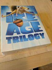 Ice Age Trilogy (NEW Blu-ray/DVD, 2013, Includes Digital Copy) 2 3 Meltdown Dawn