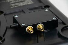 Detachable RCA Phono Leads Adaptor for Technics SL 1200 1210 MK2 MK3 MK5