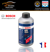 BOSCH Liquide de frein DOT 4 250 ml OFFRE SPECIALE