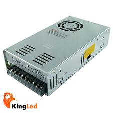 Alimentatore universale DC24V 14.6A 350W Stabilizzato IP20 per Led 0252
