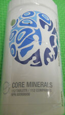 USANA Core Minerals Dietary Supplement 112 Tablets - Exp 03/2019