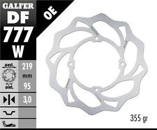 Galfer Front Wavey Disc for KTM 85 - DF777W