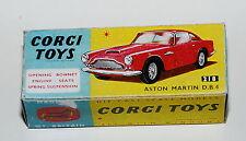 Reprobox Corgi toys nº 218-Aston Martin d.b.4