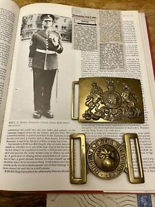 WW2 Grenadier Guards RSM Drouet MBE Historical Bundle friendship with S/Sgt REME
