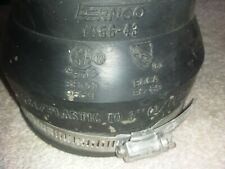 Fernco 1056 43 Flexible Coupling 4 X 3 Inch Plumbing Pipe Adapter Repair Parts