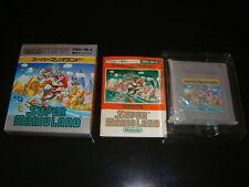 Super Mario Land Nintendo Game Boy Japan