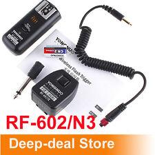 Yonnuo RF-602 N3 Wireless Remote Shutter release FLash Trigger nikon D90 D5000