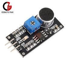LM393 Microphone 0.5M Induction Distance Sound Sensor Dectection Voice Module