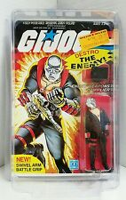 GI Joe Cobra DESTRO 1983 MOC Hasbro New Vintage Factory Sealed Action Figure