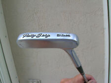"Wilson Patty Berg Two Way Ladies Putter 33 1/2""  Leather Grip"