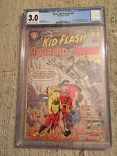 BRAVE AND THE BOLD #54 CGC 3.0 1st Teen Titans