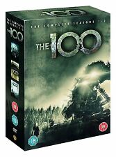 THE 100 - Series 1-3 DVD ( 11 disc set ) ( NEW )