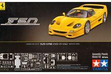 Tamiya 24297 Maquette 1/24 Ferrari F50 Yellow