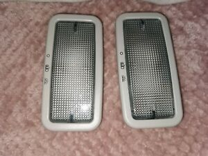 2 Genuine VW T5/T6 interior lights whith bulbs.
