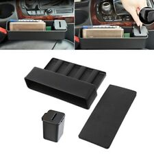 Car Seat Gap Catcher Storage Box Organizer Coin Console Side Pocket