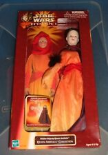 Star Wars Queen Amidala démasquer le Queen Figure