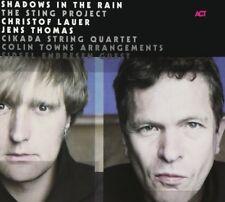 CHRISTOF/THOMAS,JENS LAUER - SHADOWS IN THE RAIN  CD NEW+