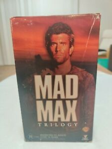 Mad Max Trilogy Box SetVHS