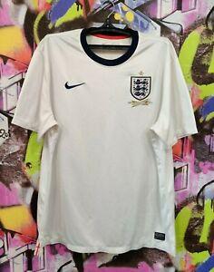 150 Years England Soccer National Team Football Shirt Jersey Top Mens Size XXL