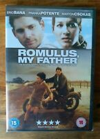 Romulus, My Father (DVD, 2010) - New & Sealed
