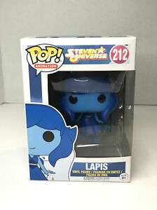 Funko Pop Animation Steven Universe Lapis 212 Ships In Soft Protector
