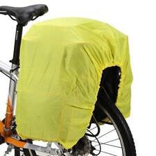 MTB Bike Cycling Bicycle Rear Pannier Bag Durable High Visibility Rain Cover