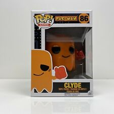 Pac-Man Clyde Pop! Vinyl Figure - New in Stock