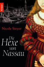 Steyer, Nicole - Die Hexe von Nassau: Roman /4