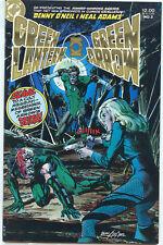 Green Lantern / Green Arrow Issue #2 (November 1983, DC Comics)