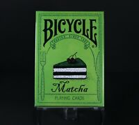 Bicycle USPCC Matcha Limited Edition Playing Cards