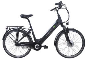 "SAXONETTE Comfort Plus 26"" E-Bike Pedelec 11,6 Ah 417,6 Wh 7-Gang Elektrofahrrad"