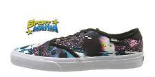 Vans Camden Digital Skull Nero Stampa Scarpe Uomo Sportive Sneakers VYPSGHA